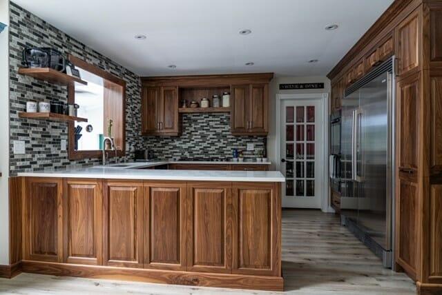 Custom Kitchen Design Kitchener